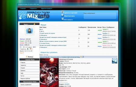 TBDev MixInfo.